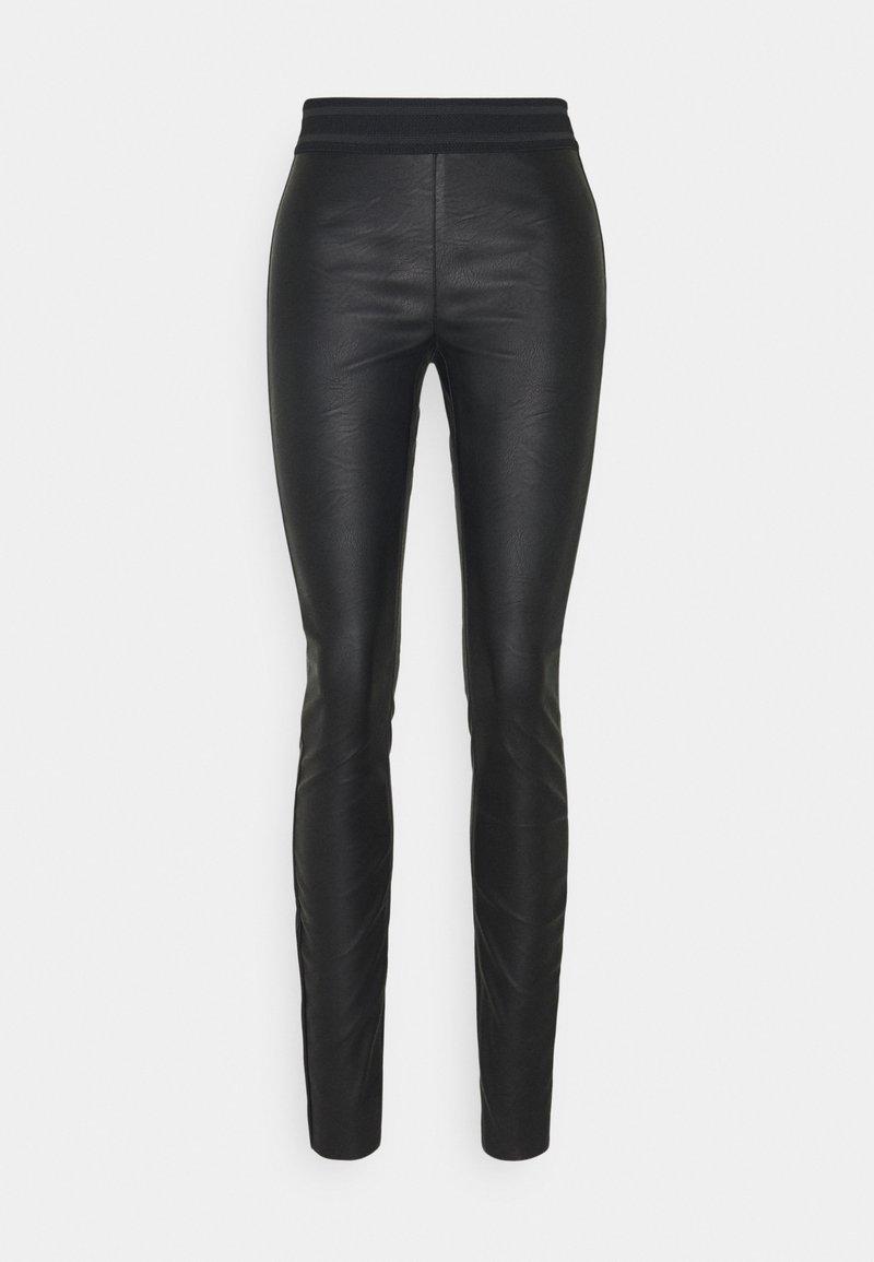 Vero Moda Tall - VMSTORM - Leggings - black