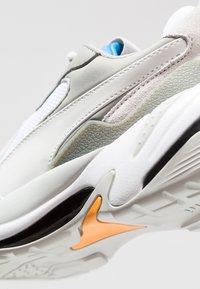 Puma - THUNDER SPECTRA - Sneakers - glacier gray/indigo bunting - 5