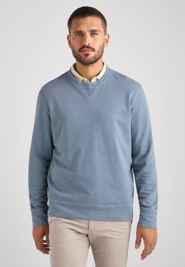 SANTO - Sweater - blue mirage