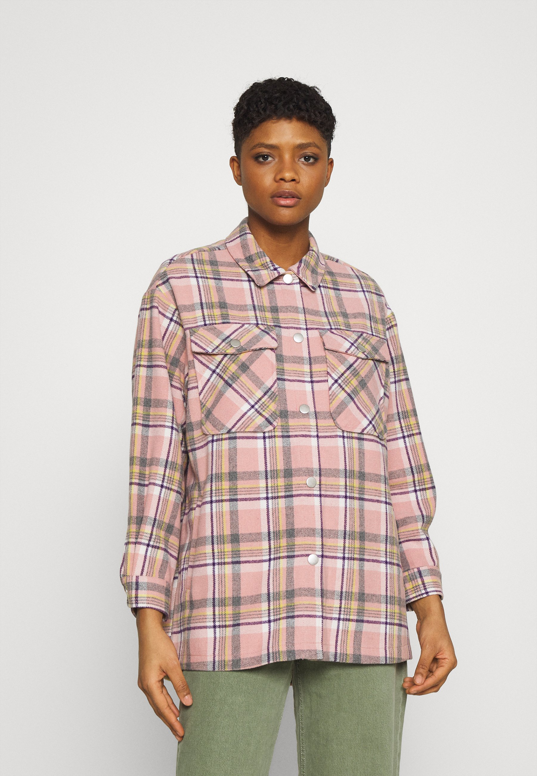 Women ONLELLENE VALDA CHACKET - Summer jacket