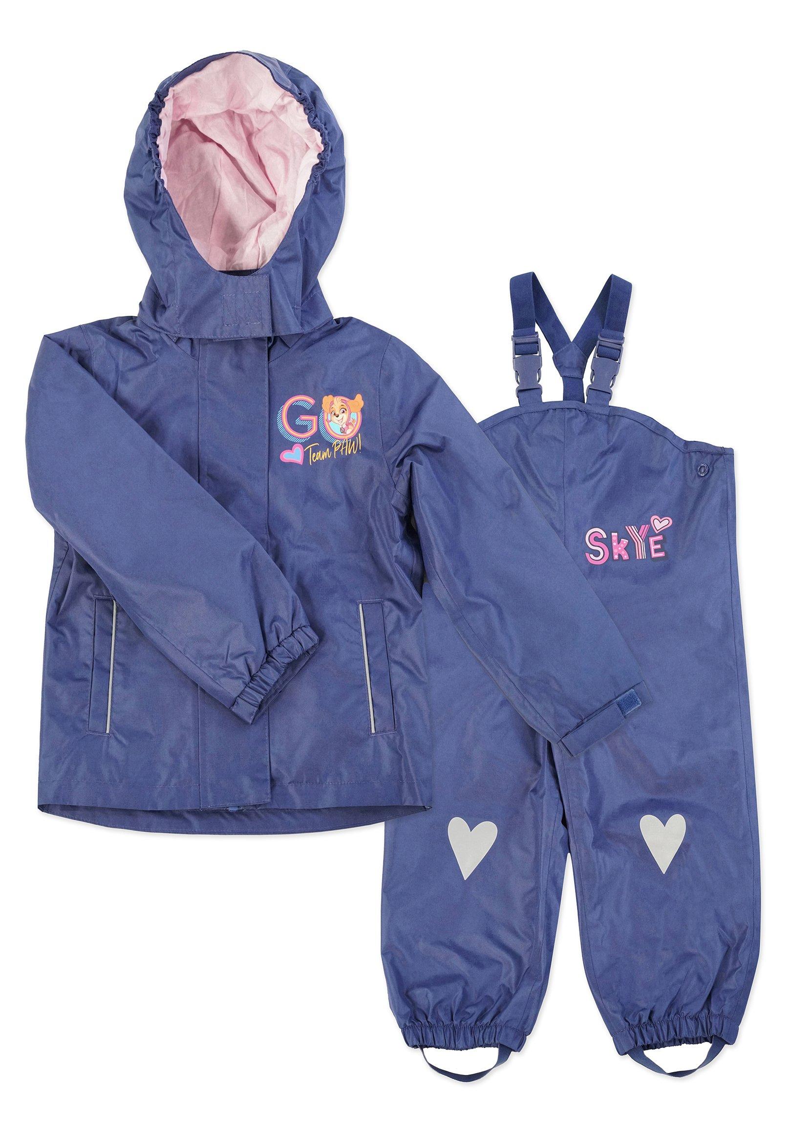 Enfant MATSCH UND BUDDELANZUG SET-Waterproof jacket - Pantalon de pluie