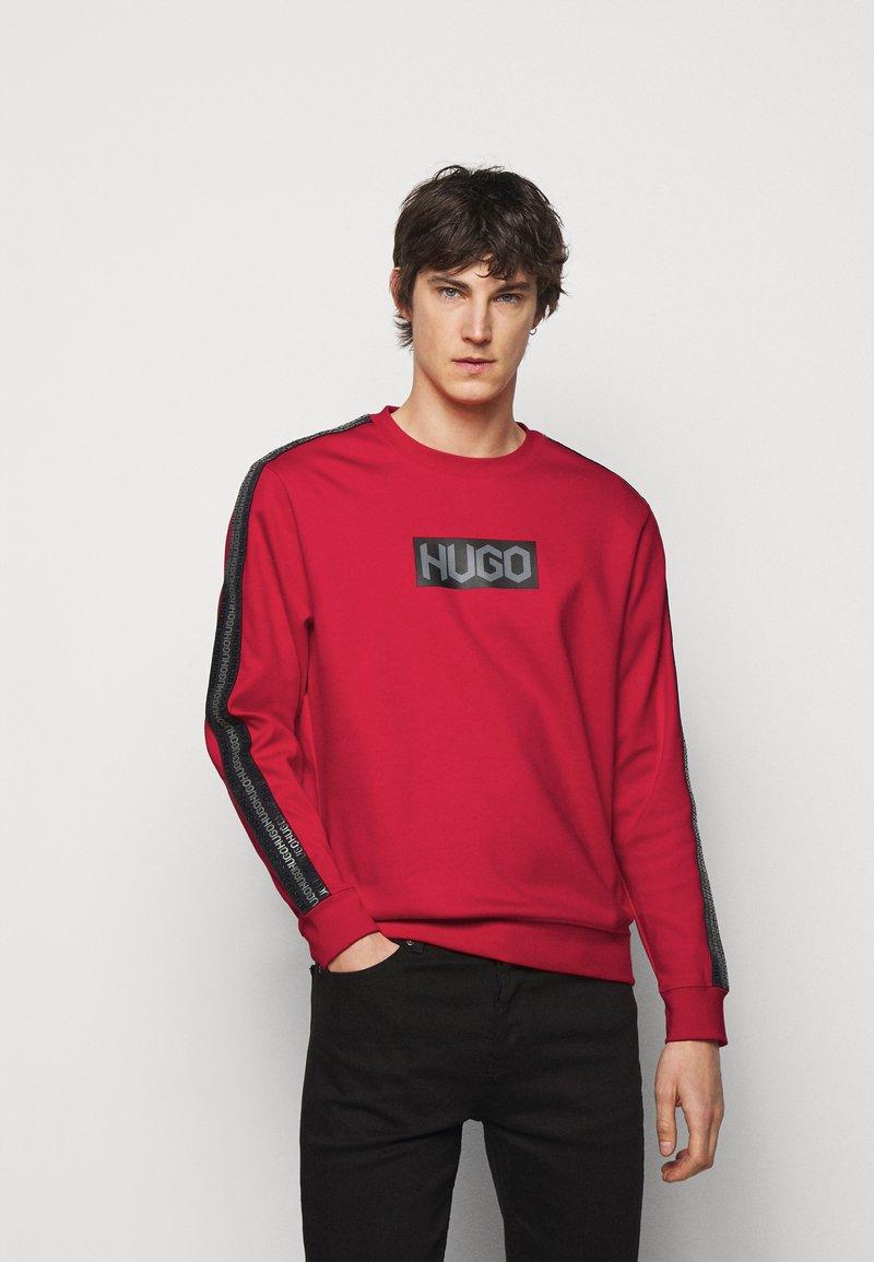HUGO - DUBESHI  - Sweatshirt - open pink