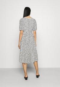 Even&Odd - Day dress - white/black - 2