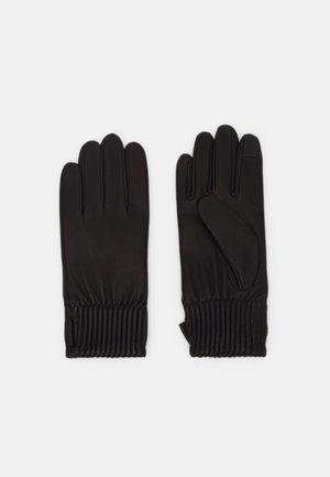 GAUTIN - Gloves - black