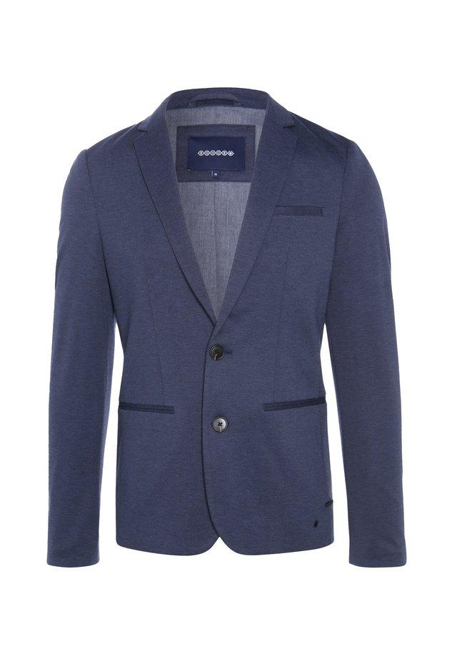 Blazer jacket - bleu foncé