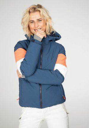 BABE  - Snowboard jacket - atlantic