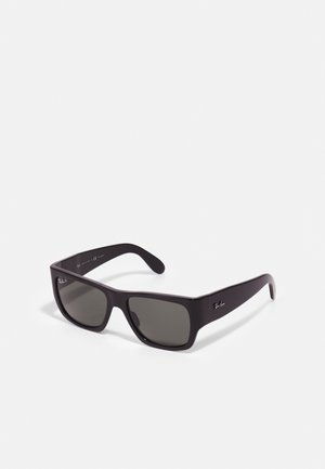 UNISEX - Sunglasses - shiny black
