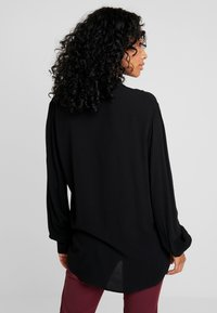 Object - Button-down blouse - black - 2