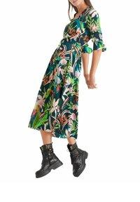 Marc Cain - Day dress - grün - 2