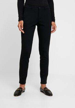 ILANO PANTS TESSA - Trousers - black