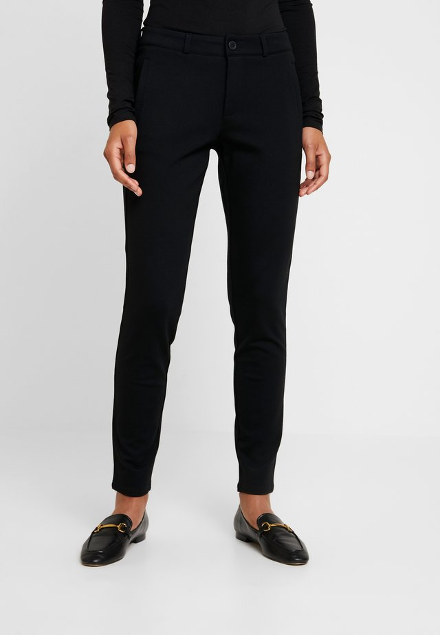 ILANO PANTS TESSA - Trousers - black
