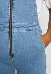 Rolla's - EASTCOAST OVERALL - Dungarees - lilah blue organic - 6