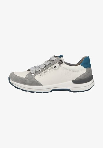 Trainers - oyster,weiss/capri