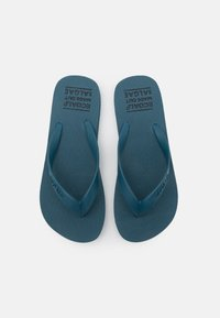 Ecoalf - ALGAM KIDS UNISEX - Pool shoes - midnight navy - 3