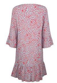 Alba Moda - Day dress - blau/koralle - 6