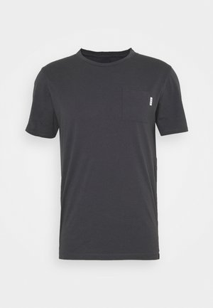POCKET TEE - Basic T-shirt - anthra