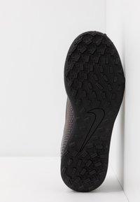 Nike Performance - MERCURIAL VAPOR 13 CLUB TF - Kopačky na umělý trávník - black - 5