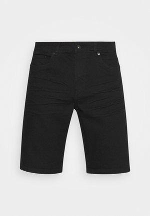 RYDER  - Shorts vaqueros - black denim