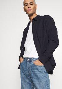 ARKET - Slim fit jeans - blue medium dusty - 3