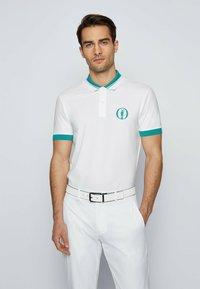 BOSS - PADDY BO - Polo shirt - white - 0