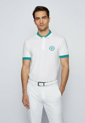PADDY BO - Polo shirt - white