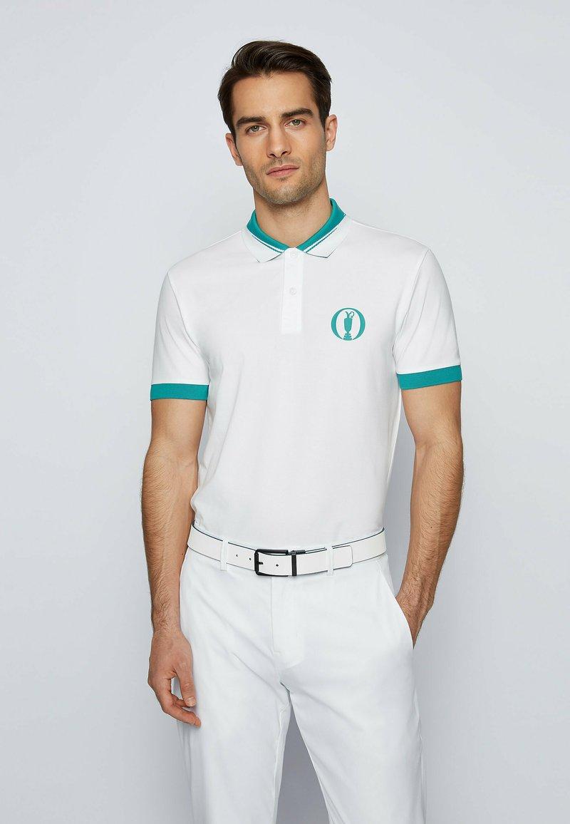 BOSS - PADDY BO - Polo shirt - white