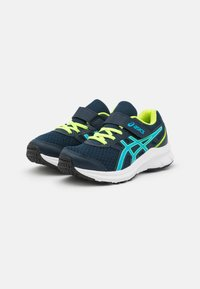 ASICS - JOLT 3 UNISEX - Zapatillas de running neutras - french blue/digital aqua - 1
