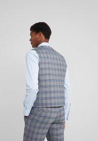 DRYKORN - MALMO - Suit waistcoat - dark grey - 2
