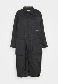 H2O Fagerholt - RAIN COAT - Short coat - black - 1