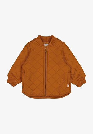 LOUI - Winter jacket - terracotta