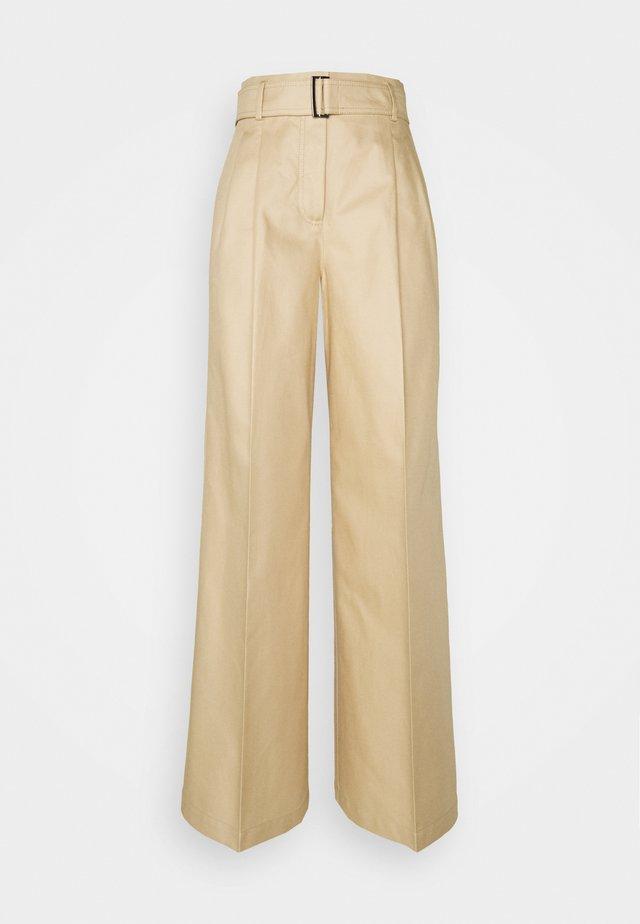 ALACRE - Pantaloni - kamel