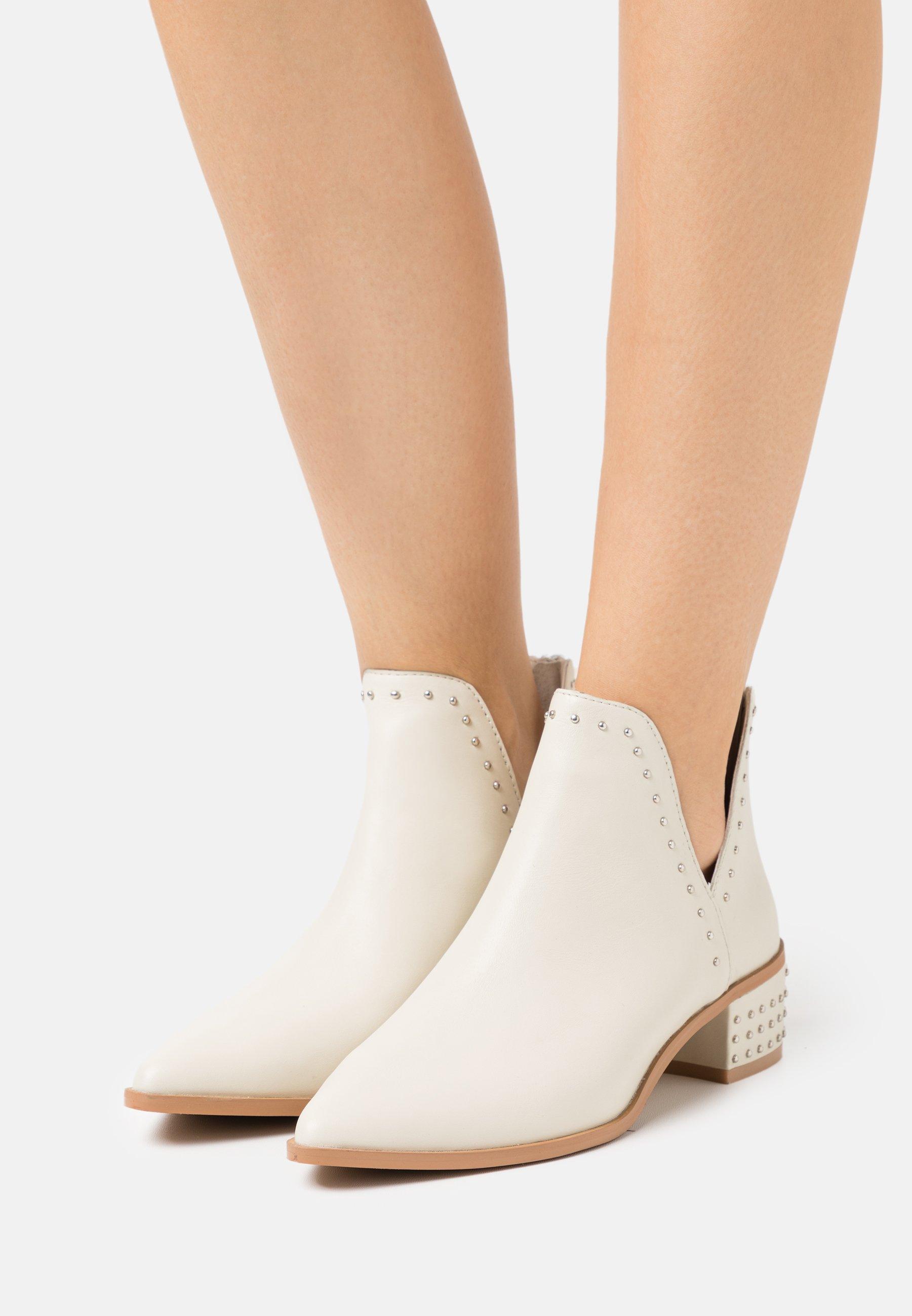 Women JILL - Ankle boots - bone
