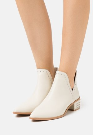 JILL - Ankle boots - bone