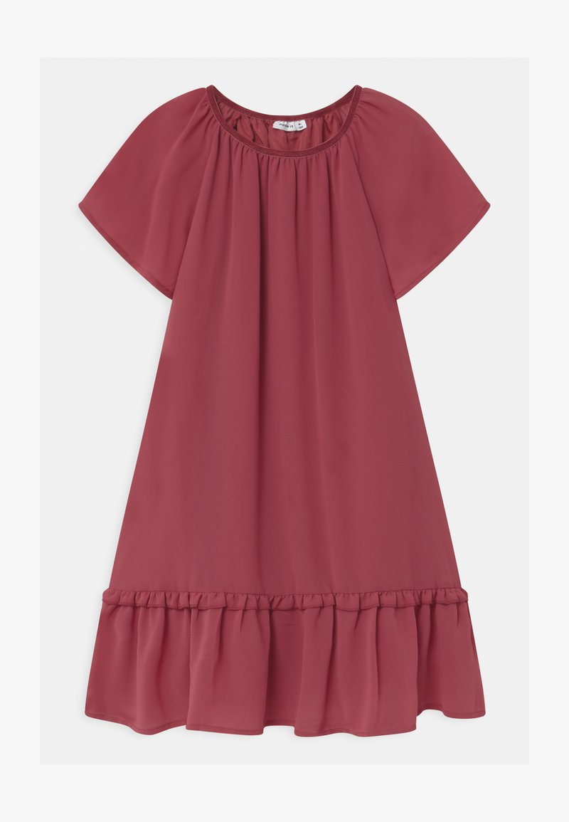 Name it - NKFRITAKA - Cocktail dress / Party dress - earth red