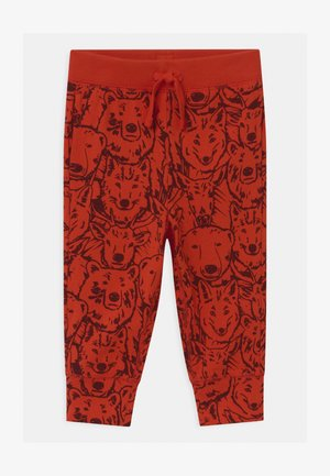 TODDLER BOY - Trousers - flame