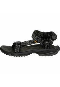 Teva - TERRA FI LITE - Chodecké sandály - rambler black - 0