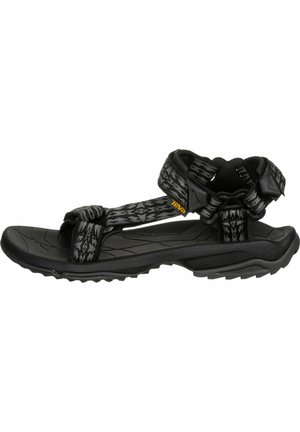 TERRA FI LITE - Walking sandals - rambler black