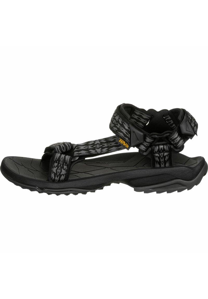 Teva - TERRA FI LITE - Chodecké sandály - rambler black