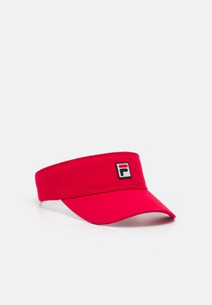 DRAWSTRING VISOR - Kšiltovka - true red