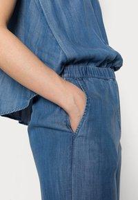 edc by Esprit - Jumpsuit - blue medium wash - 3