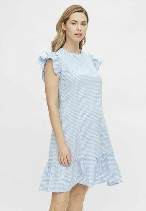 Sukienka letnia - placid blue