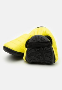 SUBU - SUBU Packable - Półbuty wsuwane - lemon yellow - 5