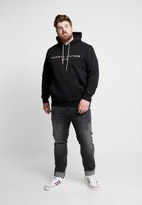Cars Jeans - BLAST PLUS - Slim fit jeans - black used - 1