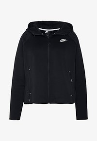 Nike Sportswear - CAPE PLUS - Collegetakki - black/white - 6