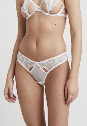 EMERSON THONG - String - ivory