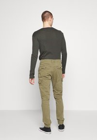 Blend - Cargo trousers - martini olive - 2