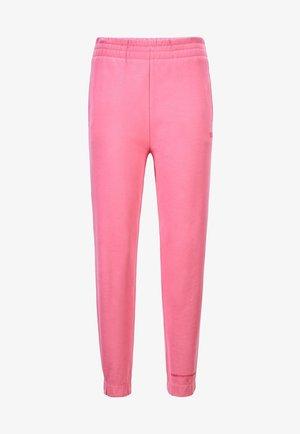 C EJOY - Tracksuit bottoms - pink