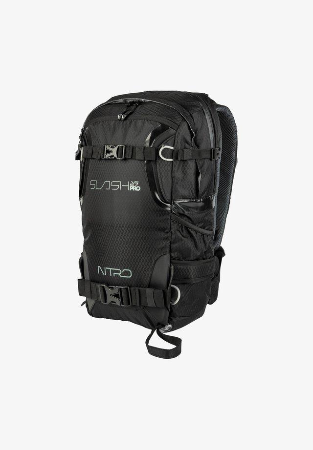 Backpack - jet black new