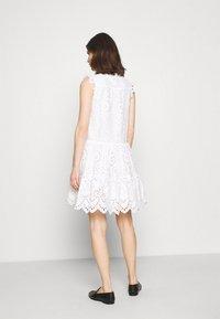 Rosemunde - DRESS - Košilové šaty - new white - 2