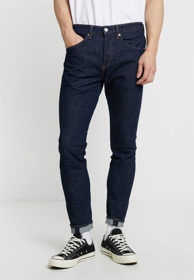 LEJ 512 SLIM TAPER - Slim fit jeans - rinse denim